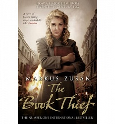 Book Thief (film tie-in), The, Zusak, Markus