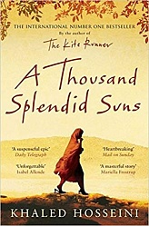 Thousand Splendid Suns, Hosseini, Khaled