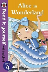 Read it yourself: Alice in Wonderland (Lev 4)