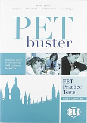 PET BUSTER:  Test Book