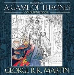 Game of Thrones Colouring Book, Martin, George R.R.,