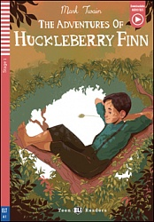 Rdr+online CD: [Teen]:  ADVENTURES OF HUCKLEBERRY FINN