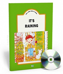TELL AND SING A STORY: It's raining:  TB+CD