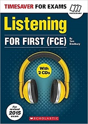 Timesaver:  Listening for First (FCE) (+2 audio CDs)
