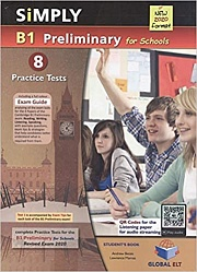 PET 2020: Practice Tests [Simply]:  SB (8 tests)+CD+Key