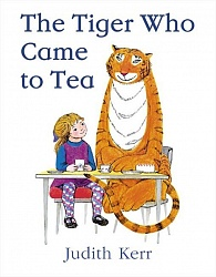 Tiger Who Came to Tea, The, Kerr, Judith
