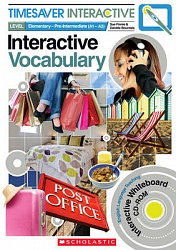 Timesaver Interactive:  Interactive Vocabulary