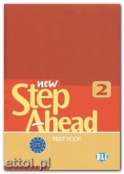 NEW STEP AHEAD 2:  Test Book