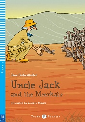 Rdr+CD: [Young]:  UNCLE JACK AND THE MEERKATS