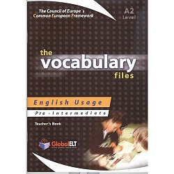 Vocabulary Files [A2]:  TB