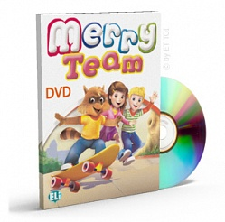 MERRY TEAM 1-2:  DVD