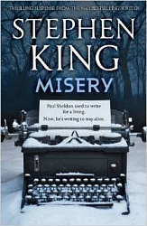 Misery, (new cover) King, Stephen