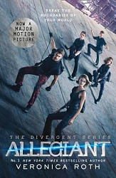 Allegiant (Divergent Trilogy, book 3) film tie-in, Roth, Veronica