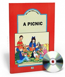 TELL AND SING A STORY: A picnic:  TB+CD