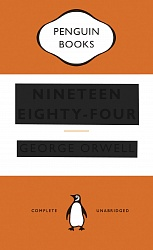 1984 Nineteen Eighty-Four, Orwell, George