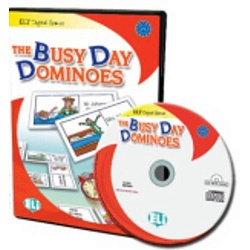 GAMES: [A2-B1]:  BUSY DAY DOMINOES (Digital Edition)