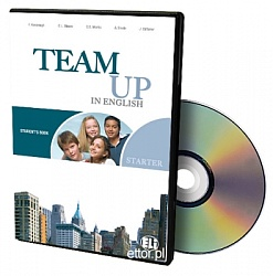 TEAM UP 1:  Digital Book