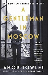Gentleman in Moscow, Towles, Amor
