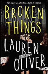 Broken Things (TPB), Oliver, Lauren
