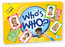 GAMES: [A2]:  WHO'S WHO?