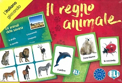 GAMES: [A2-B1]:  IL REGNO ANIMALE