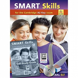 KET 2020: Preparation: SMART Skills [A2]:  SB+CD+Key