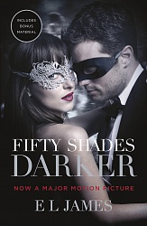 Fifty Shades Darker (film tie-in), James, E.L.