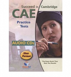CAE Practice Tests [Succeed]:  Audio CDs