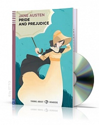 Rdr+CD: [Young Adult]:  PRIDE AND PREJUDICE