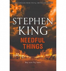 Needfull Things, King, Stephen