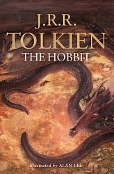 HOBBIT, THE,  Illustrated ed Tolkien J.R.R.
