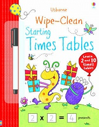 Wipe-clean Starting Times Tables