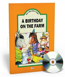 TELL AND SING A STORY: A birthday on the farm:  TB+CD