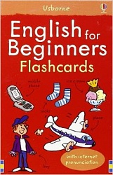 English for Beginners Flashcards (100 cards),