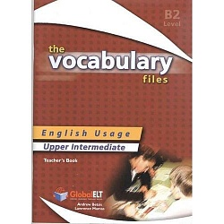 Vocabulary Files [B2]:  TB