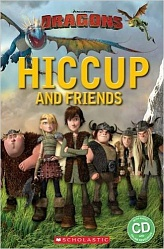Rdr+CD: [Lv Starter]:  Hiccup and Friends
