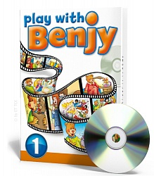 PLAY WITH BENJY 1+DVD