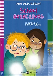 Rdr+online CD: [Young]:  SCHOOL DETECTIVES