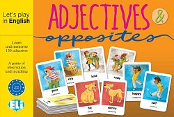 GAMES: [A2-B1]:  ADJECTIVES & OPPOSITES